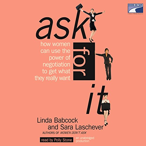 Ask for It audiobook cover art