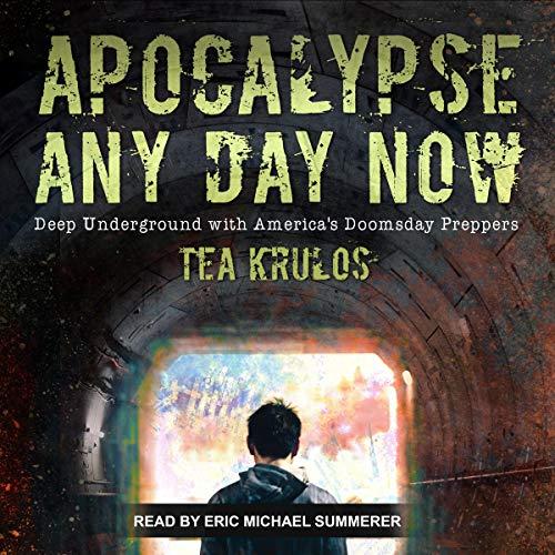 Apocalypse Any Day Now audiobook cover art