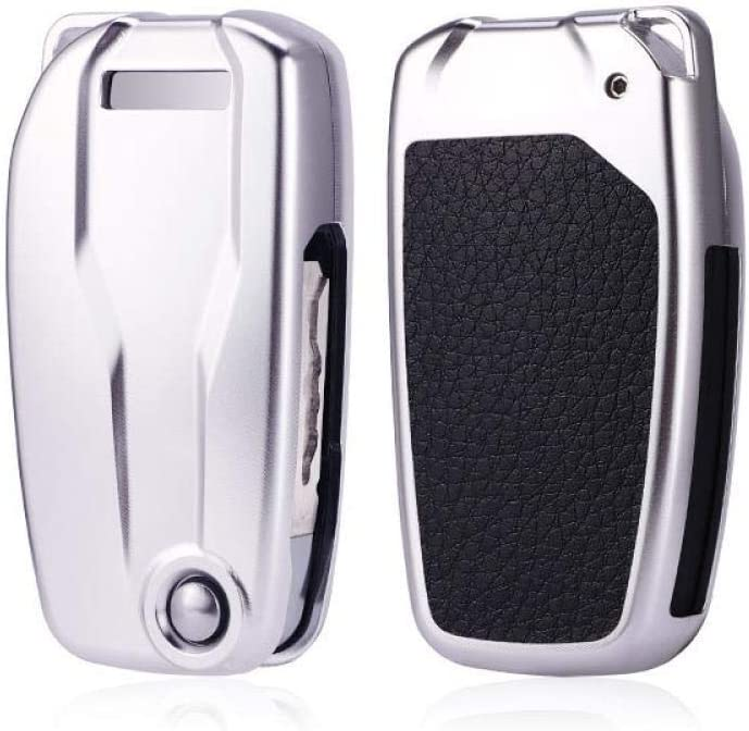 Free shipping on posting reviews Baltimore Mall MWBLN Car Key Cover Aluminum Alloy Control Start Package Remote