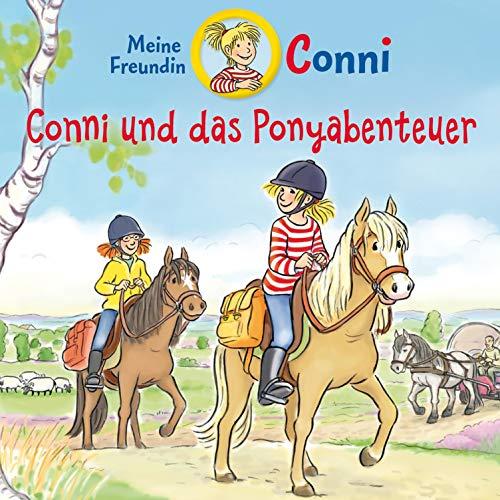 Conni und das Ponyabenteuer Titelbild