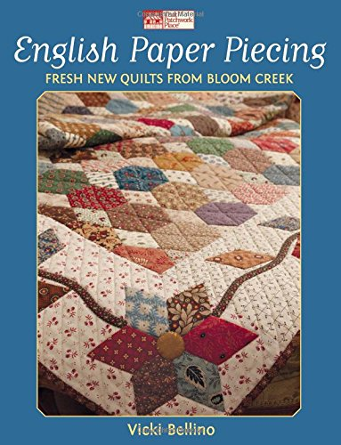 Bellino, V: English Paper Piecing (That Patchwork Place)
