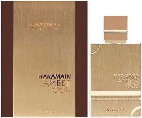 Al Haramain Perfumes Amber Oud Gold Edition Eau de Parfum en Flacon Vaporisateur, 60 ml