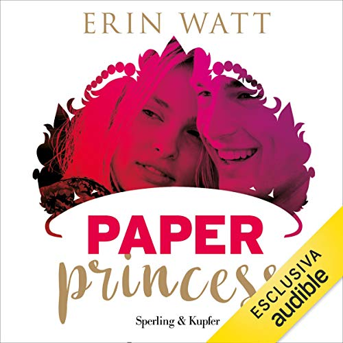 Paper Princess audiobook cover art