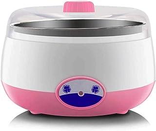 WGNHM Small Yogurt Machine, Fully Automatic Home-made Mini Yogurt Machine, Fermented Multifunctional Glass Natto Rice Wine...