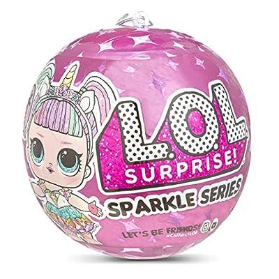L.O.L. Surprise Dolls Sparkle Series A, Multicolor