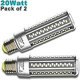 Ampoule LED E27 20W Blanc Froid Ampoules Maïs équivalent ampoules à incandescence...