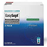 Bausch & Lomb EasySept 3-Pack Pflegemittel für weiche Kontaktlinsen, 3 x 360 ml