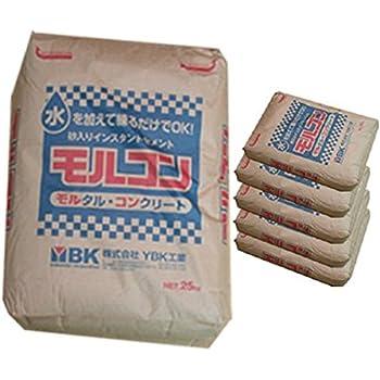 インスタントセメント モルコン(25kg入)×5袋