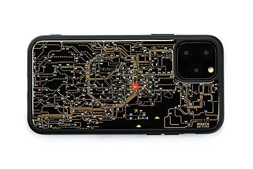 FLASH東京回路線図iPhone11Pro黒