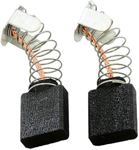 Kohlebürsten für BOSCH GKS 85 S Säge - 6,35x14,28x16,5mm - 2.4x5.5x6.3\'\'