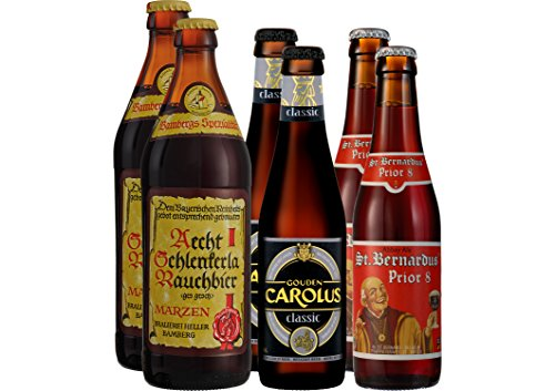 Bier Grill-Paket Rind 4 x 0,33 l. + 2 x 0,5 l.