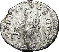 227 IT SEVERUS ALEXANDER 227AD Rome AR Genuine Ancient coin Good
