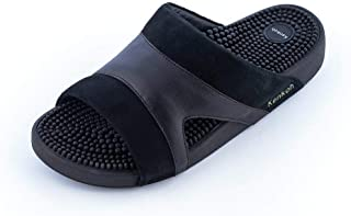 Kenkoh Japanese Massage Footwear Osaka Black