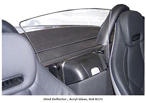 Schaetz Cks Mercedes SLK Windabweiser Acryl Glas 1718800