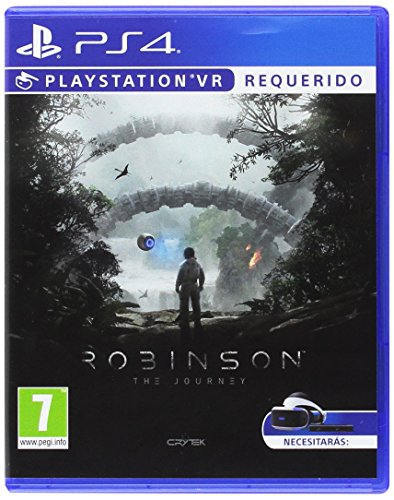 JUEGO VIDEOCONSOLA PS4 ROBINSON: THE JOURNEY VR