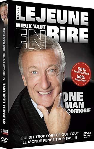 Olivier Lejeune-Mieux Vaut en Rire-One Man Show corrosif