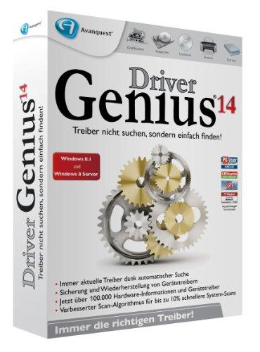 Driver Genius 14 - Automatisch die aktuellsten Treiber für Ihren PC