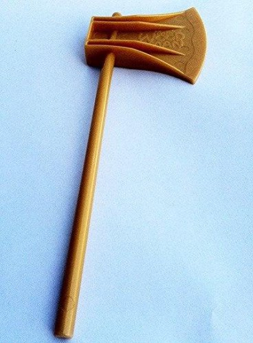 Golden Axe for Click Clack Lumberjack and Toc Toc Woodman