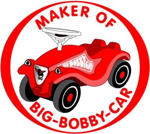 BIG – Baby Potty Car - 8
