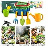 Immagine 2 set giardinaggio attrezzi per bambini