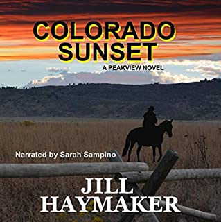 Colorado Sunset audiobook cover art