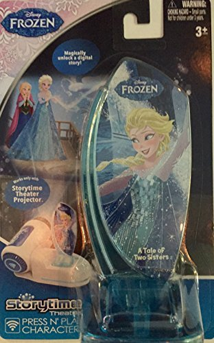 Tech 4 Kids Story Time Theater Press & Play Disney Frozen Character
