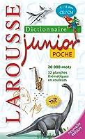 Dictionnaire Larousse Junior Poche: 7/11 ans CE/CM