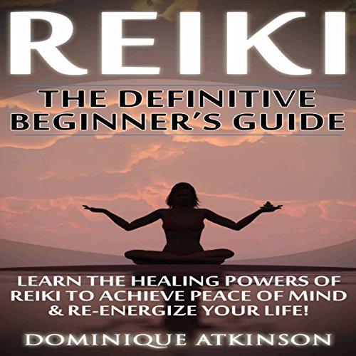 Reiki cover art