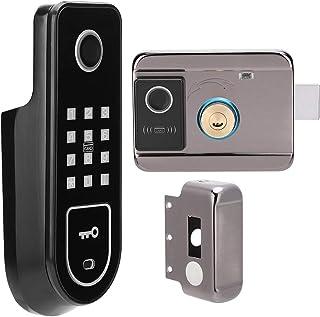 Fingerprint Door Lock Support Fingerprint/Password/Ic Card/Key, Double Fingerprint/Double Lock, Security Smart Lock With E...