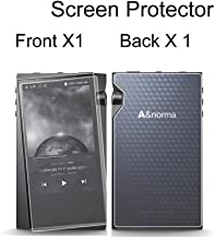 [Front X1,Back X 1 ] for Astell & Kern SR15 Screen Protector,Full Coverage Screen Protector for Astell & Kern SR15 HD Clear Anti-Bubble and Anti-Scratch