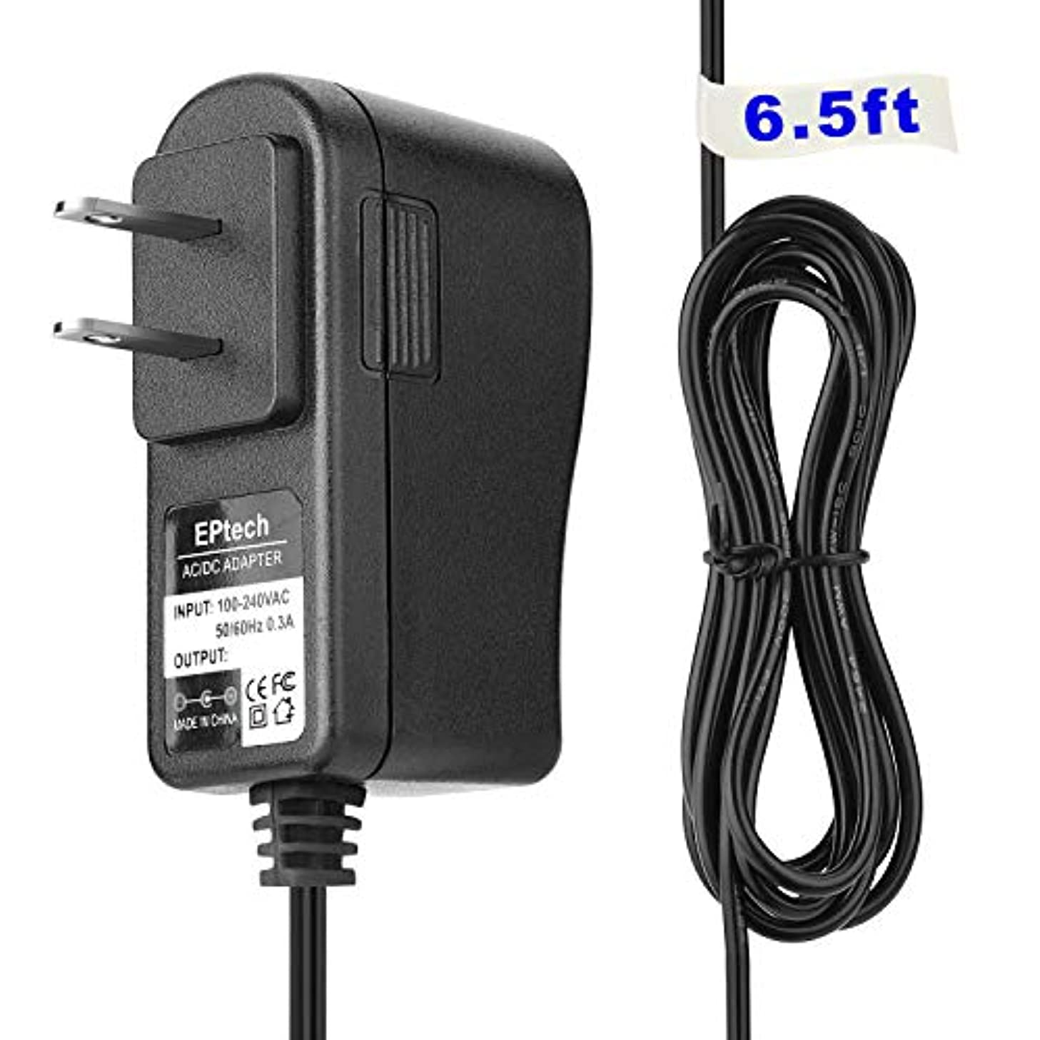 7.2V-7.5V AC/DC Adapter Replacement for Fujitsu ScanSnap S1300 S300 S300M PA03643-B015 PA03643-B005 PA03541-0002 PA03541-B002 PA03541-0001 PA03541-B005 PA03603-B015 PA03603-B005 fi-65F PFU