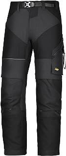 comprar comparacion Snickers Workwear flexiwork Pantalones de trabajo, 1pieza, 48, Negro, 69030404048