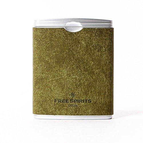 フリースピリッツ 携帯灰皿 ハニカム 誕生日プレゼント プエブロ 日本製 オリーバ