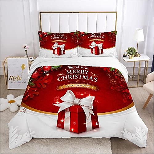 ropa de cama de navidad de la marca MHJAIE