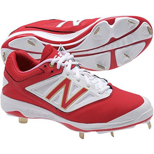 New Balance L4040V3 Cleat - Zapatillas de béisbol para Hombre
