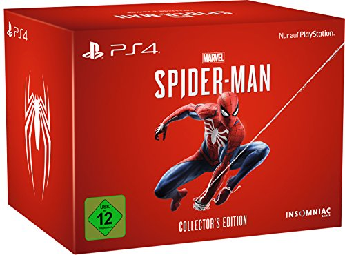 Marvel's Spider-Man - Collector's Edition  - [PlayStation 4]