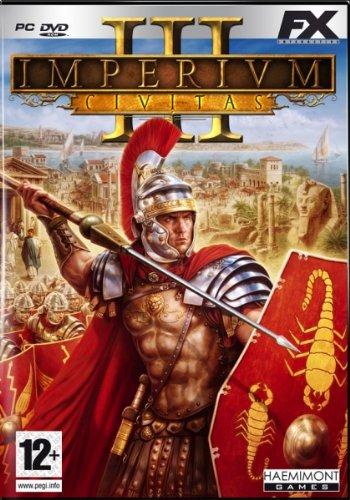 FX Interactive Imperium: Civitas 3, PC