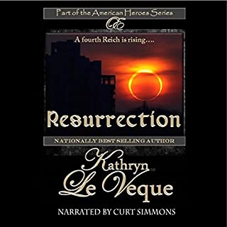 Resurrection     American Heroes Series, Book 1              By:                                                                                                                                 Kathryn Le Veque                               Narrated by:                                                                                                                                 Curt Simmons                      Length: 10 hrs and 42 mins     48 ratings     Overall 4.3
