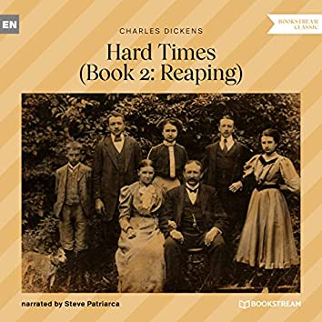 Reaping - Hard Times, Book 2 (Unabridged)