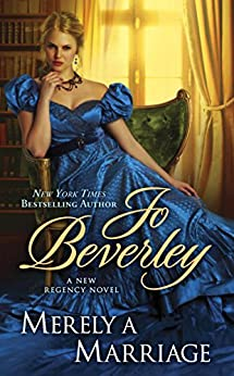 Merely a Marriage (Berkley Sensation) by [Jo Beverley]