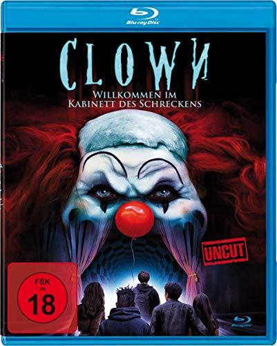 CLOWN - Willkommen im Kabinett des Schreckens (uncut) [Blu-ray]
