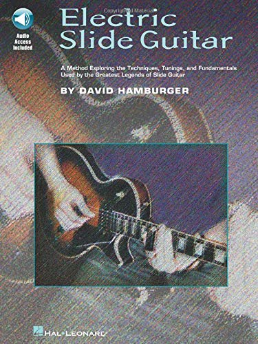 Electric Slide Guitar (Book and CD) (GUITARE)