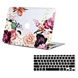 Lapac Compatible with MacBook Air 13.3 Inch Clear Case...
