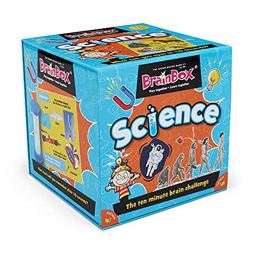Brain Box - Science, Juego de Memoria (31690046)