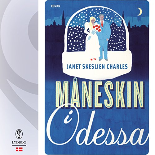 Måneskin i Odessa (Danish Edition) audiobook cover art