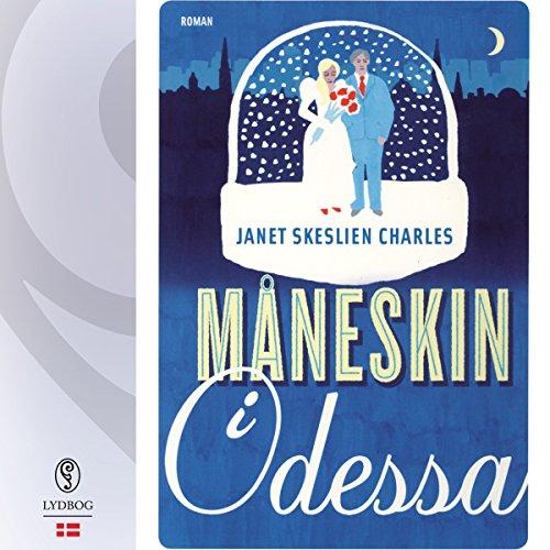 Måneskin i Odessa (Danish Edition) audiobook cover art