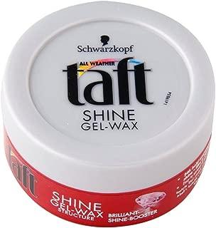 Schwarzkopf Taft Shine Gel Wax Wax - 75ML