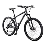 Mongoose Switchback Expert Adult Mountain Bike, 9 Speeds, 27.5-inch Wheels, Mens...
