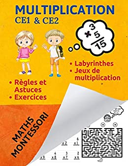 Amazon Multiplication Ce1 Multiplication Ce2 Math Ce1 Math Ce2 French Edition Kindle Edition By Montessori Multiplication Montessori Mathematiques Specific Skills Kindleストア
