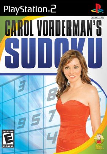 Carol Vorderman's Sudoku - PlayStation 2 by Square Enix